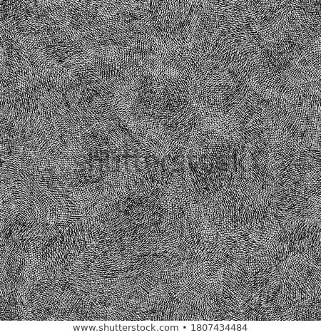 dirty hand drawn scribble pen strokes set  Stock photo © SArts