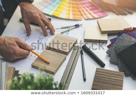 colour project Stock photo © marinini