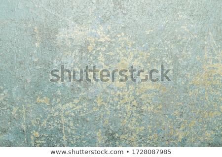 muro · blu · bianco · spot · costruzione · costruzione - foto d'archivio © lunamarina