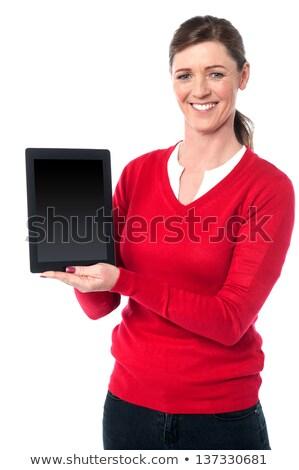 moderno · digital · sucesso · crescimento - foto stock © stockyimages