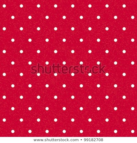 Karácsony retro pöttyös piros fehér klasszikus Stock fotó © lordalea