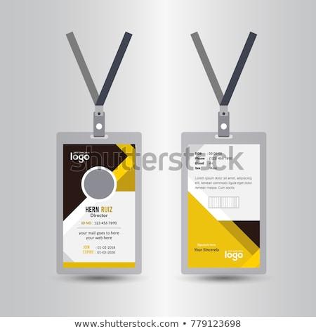 bar card design stock photo © maximmmmum