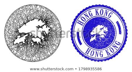 Chinese carvings in Hong Kong Stock photo © kawing921