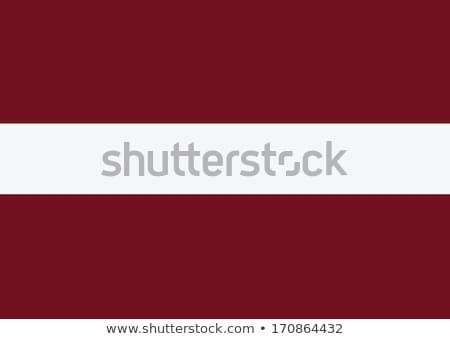 Bayrak Letonya fikir dizayn arka plan Stok fotoğraf © kiddaikiddee