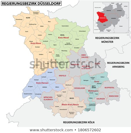 地図 政府 地区 市 カード マップ ストックフォト © Ustofre9