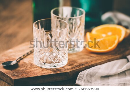 jugo · de · naranja · símbolo · fruta · tropical · dulce · líquido · alimentos - foto stock © ozaiachin