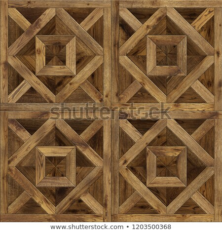 Versailles Parquet Seamless Floor Pattern Stock photo © Voysla