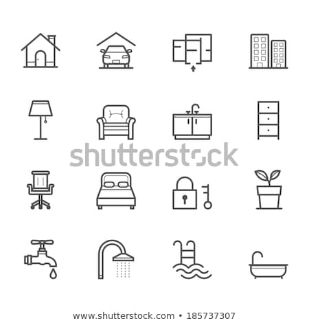 Light faucet icons stock photo © Yuriy