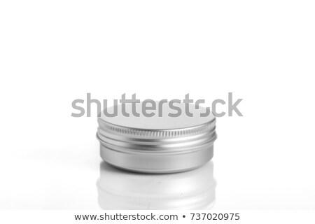 üres üveg üveg izolált átlátszó flaska Stock fotó © MaryValery