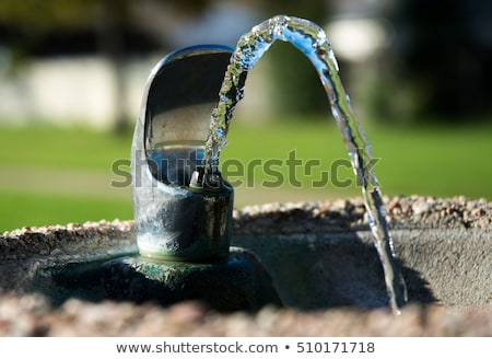 Park Water Fountain Stock photo © BrandonSeidel