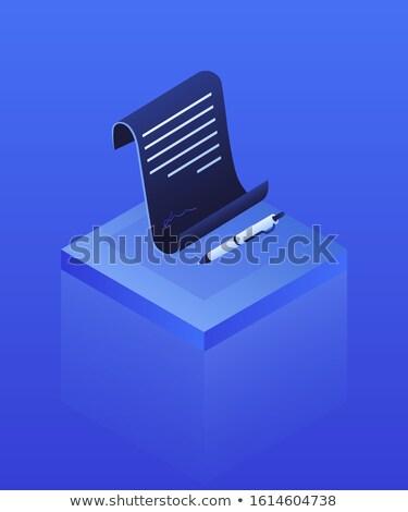 elad · internet · kereskedés · online · szó · számítógép - stock fotó © tashatuvango