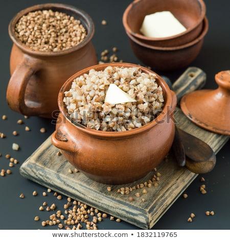 Caneca cozinhado branco comida saudável Foto stock © Digifoodstock