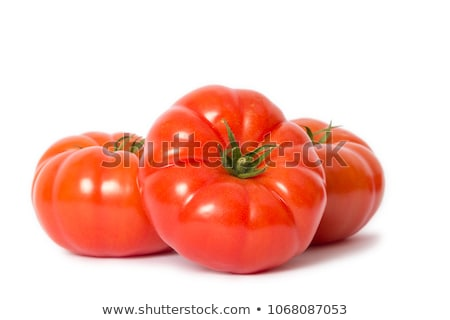 Сток-фото: бифштекс · соус · морковь · белый · пластина · продовольствие