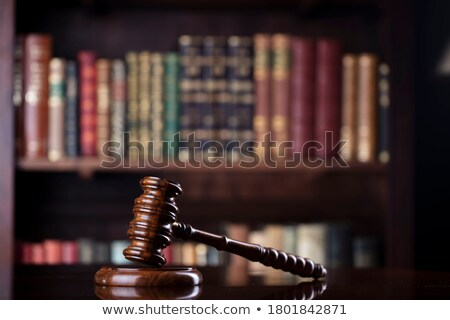 Attorney at law Stock photo © olivier_le_moal