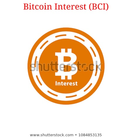 BCI - Bitcoin Interest. The Icon of Coin or Market Emblem. Stock photo © tashatuvango
