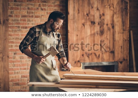 Workers with mallet Stock photo © photography33