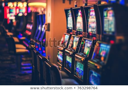 Casino Slot Machine Stock photo © AlienCat