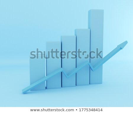 3d Financial report Stock photo © 4designersart