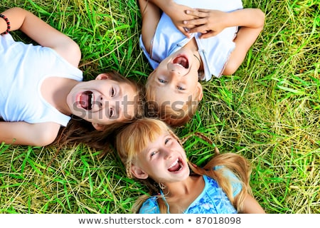 nipote · swing · parco · felice · kid - foto d'archivio © get4net