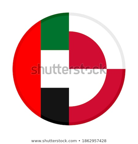 United Arab Emirates and Greenland Flags Stock photo © Istanbul2009