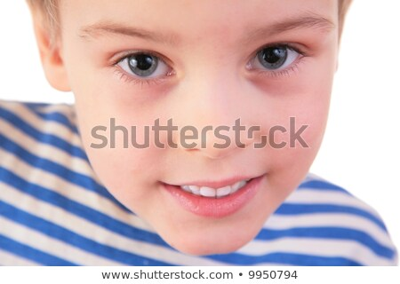 potrait of boy in frock Stock photo © Paha_L