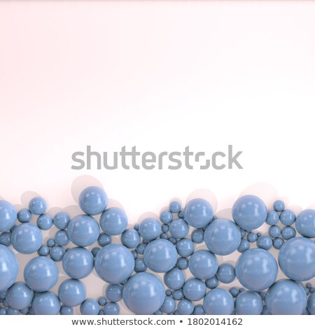 Marbles in different colors Stock photo © bluering