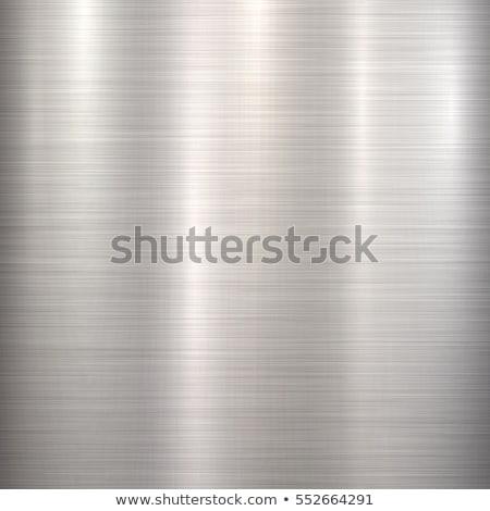 metal · abstract · tecnologia · raffinato · texture · cromo - foto d'archivio © pikepicture