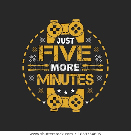Just more 5 minutes... Stock photo © hsfelix