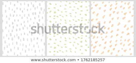 Seamless abstract hand drawn pattern. Vector freehand lines background texture. Ink brush strokes ge Stock photo © Samolevsky