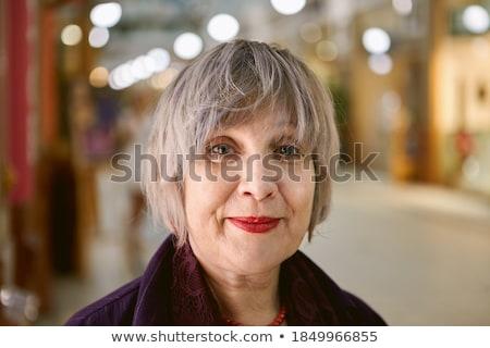 Russian woman Stock photo © disorderly