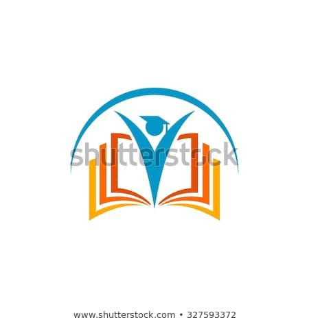 éducation · crayon · arbre · école · apprentissage · classe - photo stock © sahua