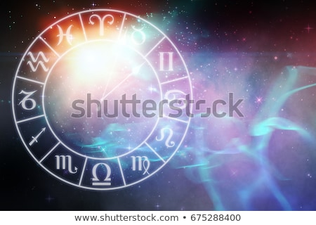 3d zodiac sign   scorpio stock photo © adamr