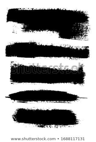 グランジ 縞模様の 行 抽象的な グレー 色 ストックフォト © kentoh