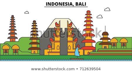 bali · arte · Indonésia · tradicional · estátua - foto stock © travelphotography