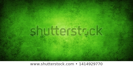Yeşil grunge çerçeve doku siyah Retro Stok fotoğraf © grivet