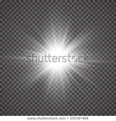textura · sol · fundo · estrela · vermelho · explosão - foto stock © Silvek