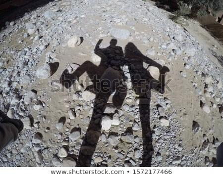 Inside Todra gorge, Morocco, Africa Stock photo © haraldmuc