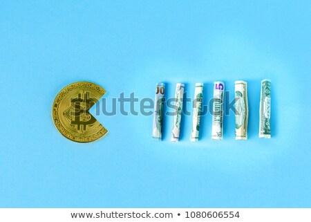 деньги · голодный · жадность · финансовые · консультации · жадный · рот - Сток-фото © spectral