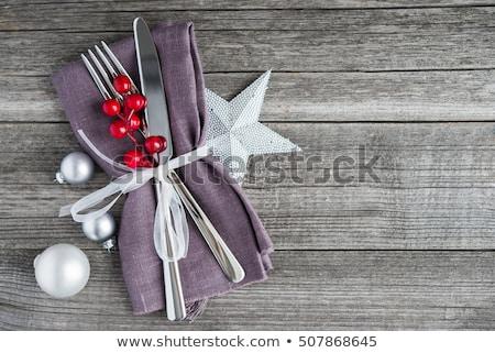 クリスマス · 場所 · 空っぽ · 名前 · カード · キャンディ - ストックフォト © juniart