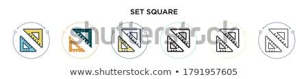 новых · коллекция · вектора · икона · кнопки · дизайна - Сток-фото © rizwanali3d