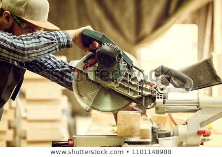 wood cutting tools stock photo © kovacevic