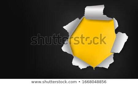 Discount under paper Stock photo © fuzzbones0