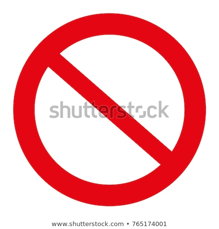No Entry sign Stock photo © 5xinc