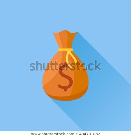 деньги сумку многие наличных богатство мешок Сток-фото © popaukropa