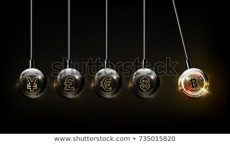 Dólar moeda isolado ícone isométrica vetor Foto stock © robuart
