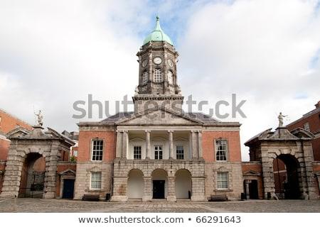 Bedford Tower, Dublin, Ireland Stock photo © borisb17