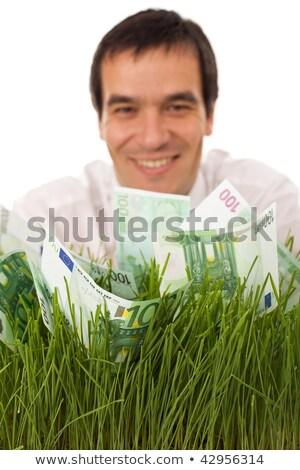 бизнесмен · Устойчивое · зеленый · развития · бизнеса · дерево - Сток-фото © lightkeeper