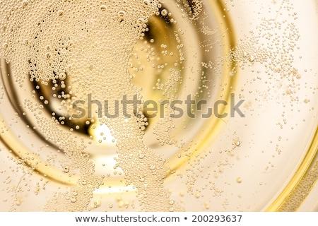 подробность шампанского стекла студию фотографии Сток-фото © prill