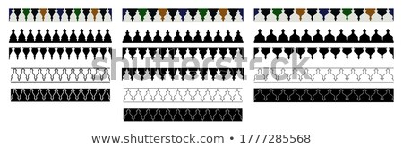 mosaic religious spire Stock photo © smithore