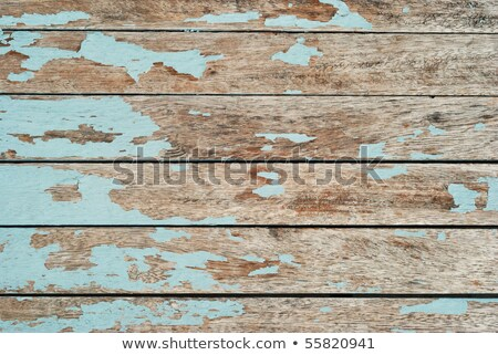 wood texture chipped paint Stock photo © sirylok